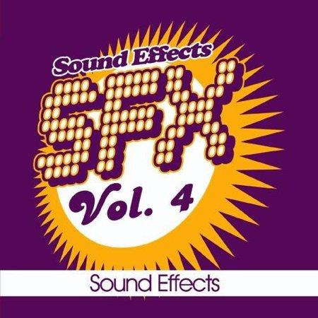 Sfx-Sound Effects - Vol. 4-Sfx-Sound Effects [CD] (Halloween Sound Effects Wav Files)