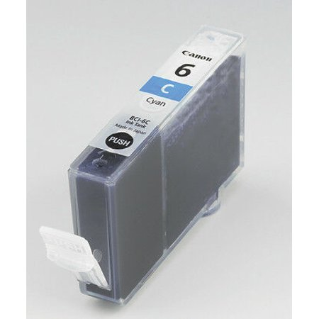 Canon BCI-6C Cyan Ink Cartridge Canon BCI-6C Cyan Ink Cartridge condition: New Brand: CanonMPN: 4706A003