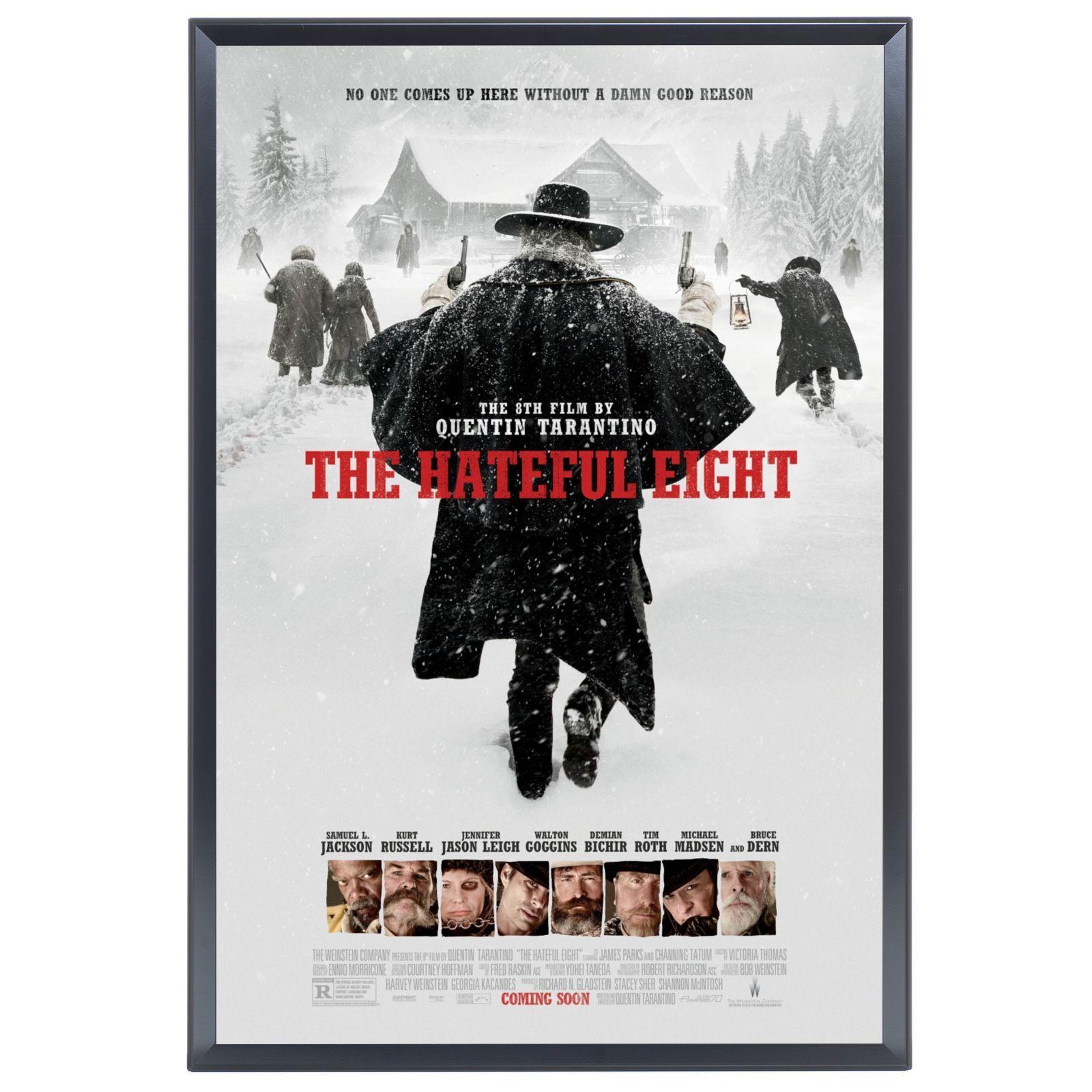 Black Movie Poster Snap Frame Poster Size 27x40 1 25