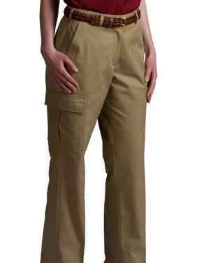 6bd58e3a445a Product Image Edwards Garment Women s Velcro Closure Casual Chino Blend  Cargo Pant