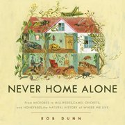 Never Home Alone - Audiobook