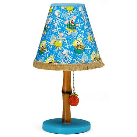 Spongebob squarepants lamp walmart spongebob squarepants lamp aloadofball Choice Image