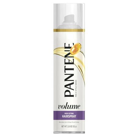 Pantene Sheer Volume High Lifting Hairspray 11 oz