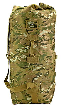 East West USA Military Duffle Large Multicam by