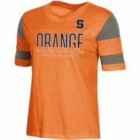 Women's Russell Athletic Orange Syracuse Orange Boxy T-Shirt