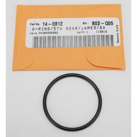 James Gasket 11113 5th Gear Transmission O-Ring for 5-Speed XL ()