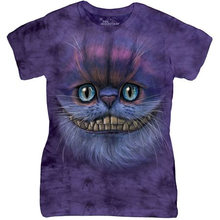 Cheshire Cat Bodysuit (The Mountain Women's  Bf Cheshire Cat Babydoll)