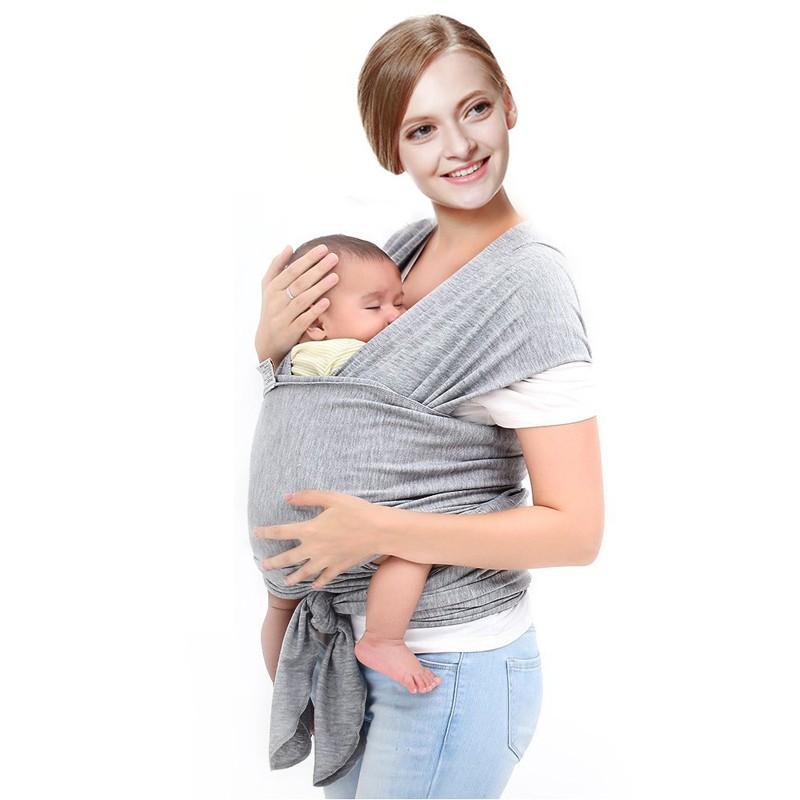 100 Cotton Infant Backpacks Child Backpack Carrier Baby Sling Wrap