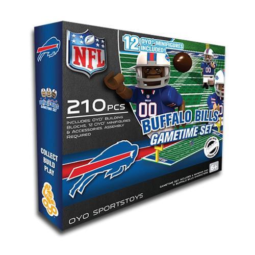 Buffalo Bills Game Time Set Buffalo Bills OYOFBBUFFGTS