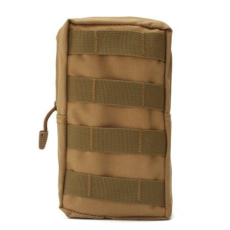 fc4b9edf2 Waterproof 1000D firstaidbag Nylon Tactical Molle Waist Bag Medical First  Aid Utility Belt EMT Pouch - Walmart.com