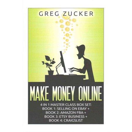 Make Money Online  Selling On Ebay   Amazon Fba   Etsy Business   Craigslist