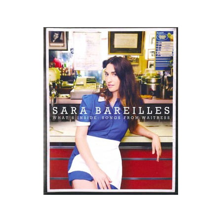What's Inside: Songs From Waitress (Deluxe Package) (CD) - 1950s Waitress