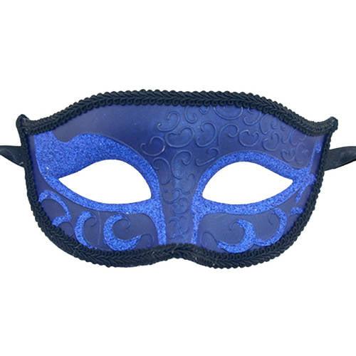 Luxury Mask Unisex Sparkle Venetian Masquerade Mask Adult Halloween Accessory
