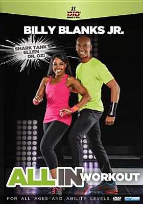 Billy Blanks Jr. Dance It Out: All In Workout (DVD) by Bayview/widowmaker