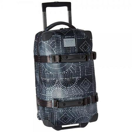 Burton Wheelie Flight Deck Travel Bag Neu Nordic Print