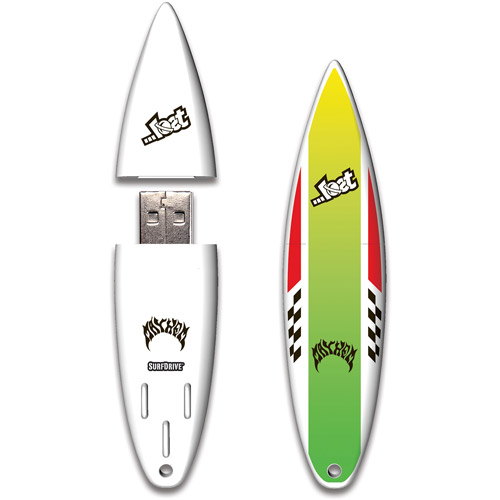 Action Sports Drives Lost 16GB Horan SurfDrive USB 2.0 Flash Drive