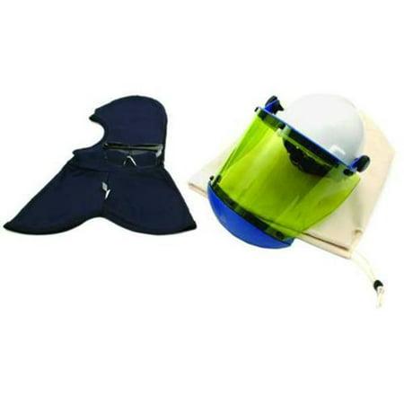 - NATIONAL SAFETY APPAREL KITHP Arc Flash Head Protection Kit, 10 Cal