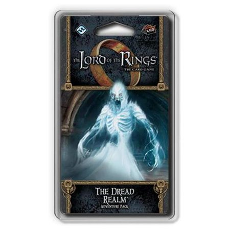 Lord of The Rings LCG: The Dread Realm Adventure Pack Board Game - Lord Of The Rings Beards