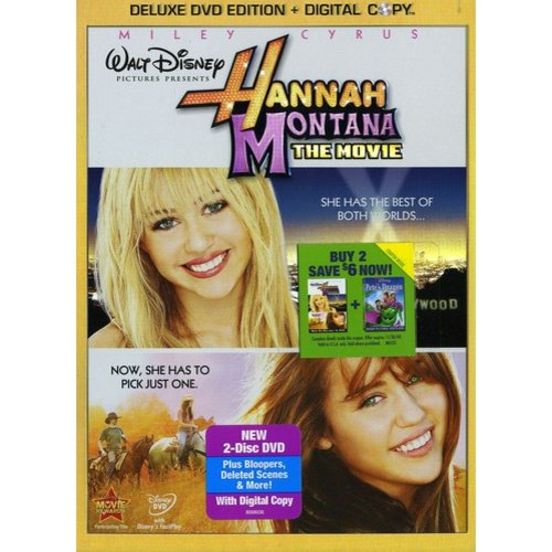 Hannah Montana: The Movie (Deluxe Edition) (2-Disc) (Widescreen)