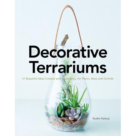 Camper Decorating Ideas (Decorative Terrariums : 47 Beautiful Ideas Created with Succulents, Air Plants, Moss and)