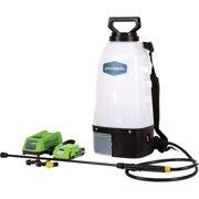 Greenworks 5300202 G-24 24V Cordless Lithium-Ion Sprayer