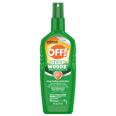 OFF! Deep Woods Insect Repellent VII - 6 fl oz