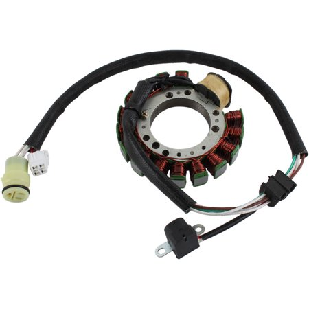 NEW STATOR FITS YAMAHA ATV GRIZZLY 600 1999-2001 5GT-85510-00-00  5GT855100000
