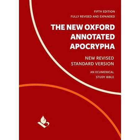 The New Oxford Annotated Apocrypha : New Revised Standard Version (The New Standard)