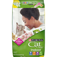 Cat Chow Indoor Dry Cat Food (Various Sizes)
