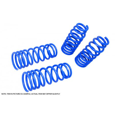 Manzo Lowering Springs Honda Accord 2003-2007 2 / 4DR