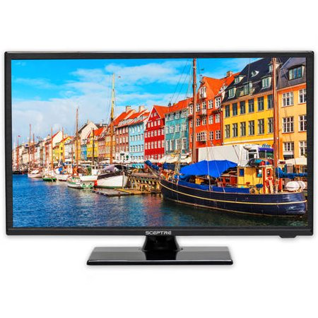 "Sceptre 19"" HD (720P) LED TV ..."