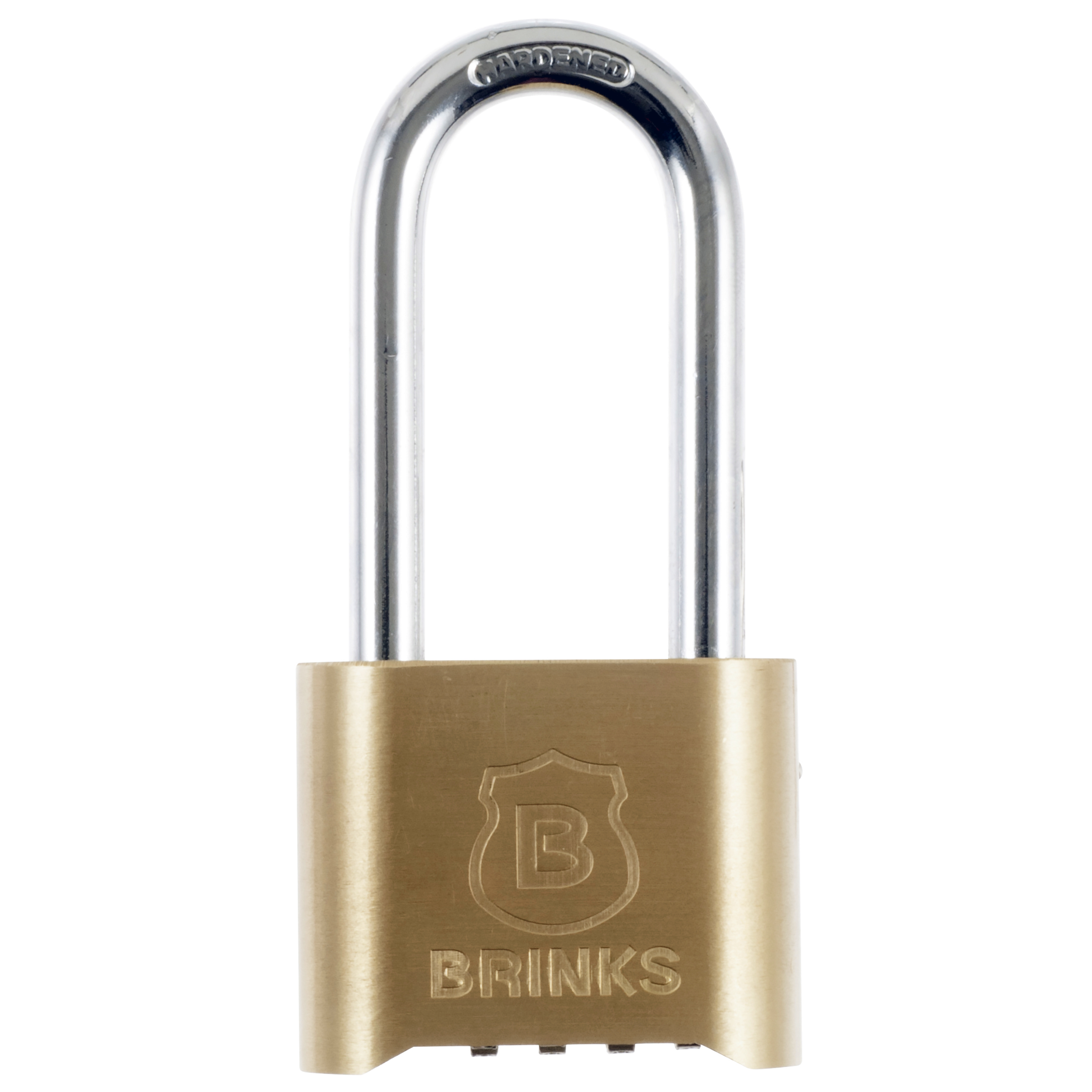 Heavy Duty Padlock Waterproof for Outdoor Use Extra Long Shackle Set of 2 50mm