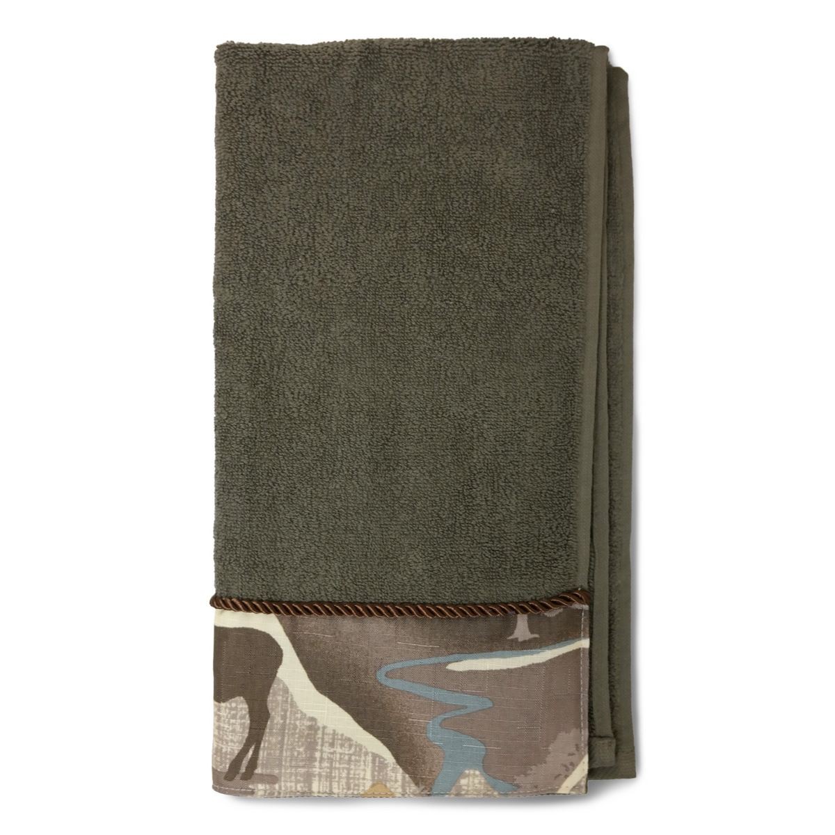 Mountainscape Hand Towel - OVERSTOCK