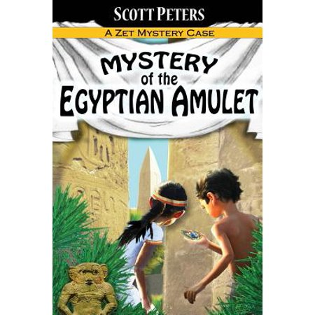 Mystery of the Egyptian Amulet : Adventure Books for Kids Age - Egyptian Gods For Kids