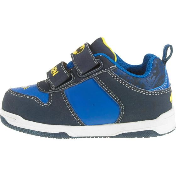605ea6b36ffa Batman - Toddler Boys  Skate Sneaker - Walmart.com