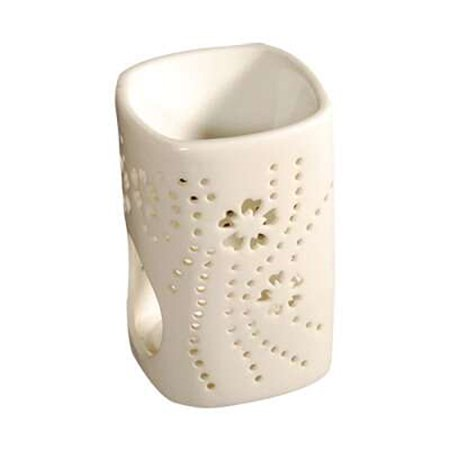 Royal Massage Tea Light Aromatherapy Oil Burner - Rectangular (Oil Free Massage)