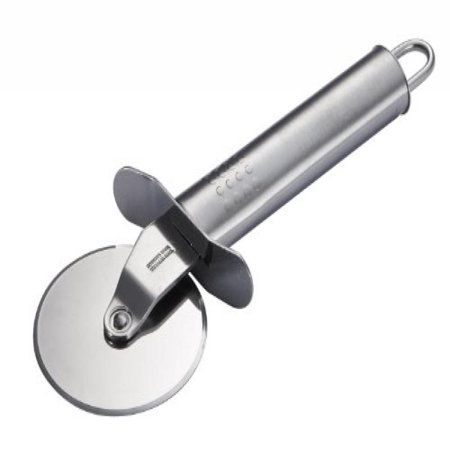 Hutzler Stainless Steel Pizza Cutter, 7-Inch