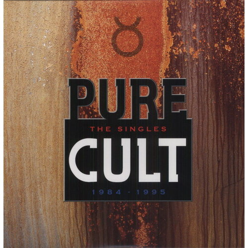 Pure Cult: The Singles 1984-1995 (Vinyl)