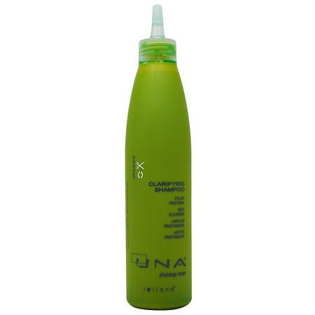 UNA Clarifying Shampoo 8.45 FL. OZ. / 250 mL for Deep Cleansing