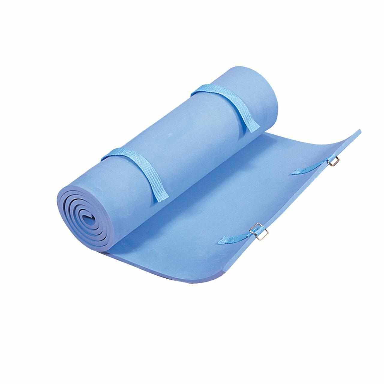 """Stansport Packlite Foam Sleeping Pad - Blue - 19"""" x 72"""""""