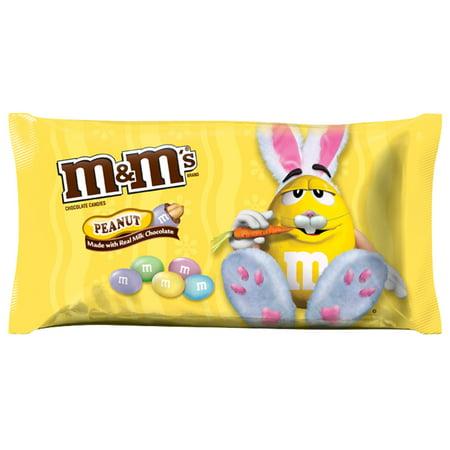 M&M's Easter Peanut Chocolate Candies - 11.4oz