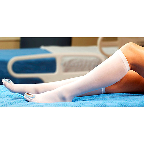 Anti Embolism Knee Length Stocking Large Regular