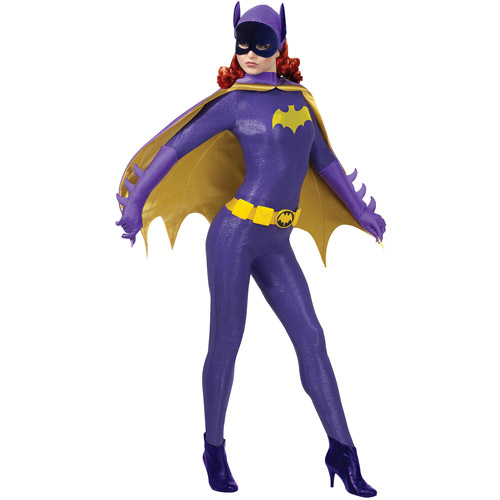 Batgirl Grand Heritage Adult Halloween Costume