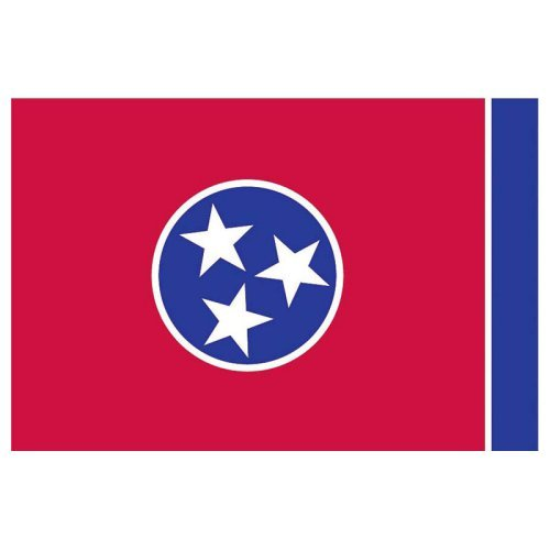 Tennessee Flag 3x5ft Nylon