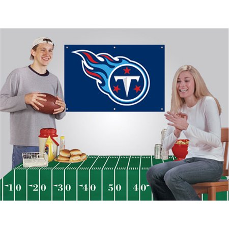 NFL Football Party Kit, Tennessee Titans
