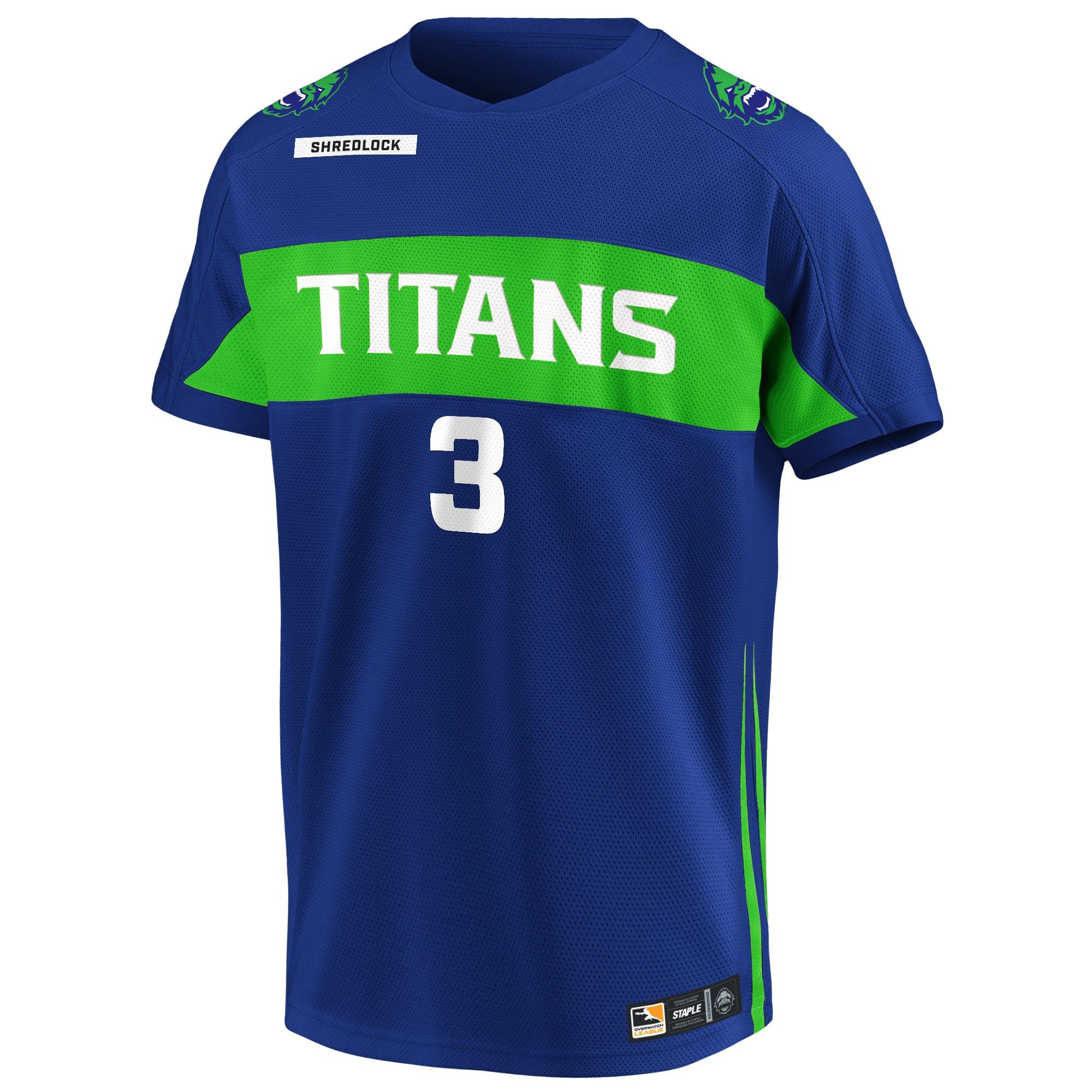 titans black jersey