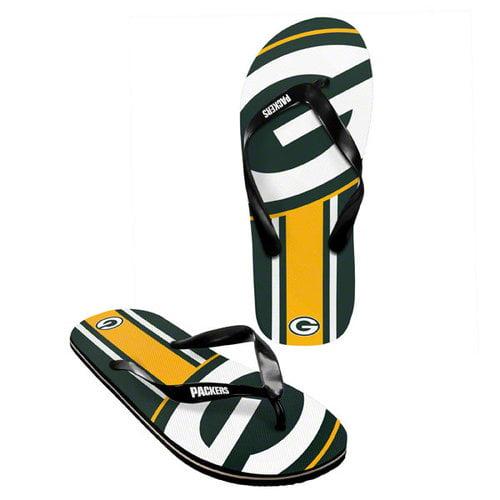 NFL - Green Bay Packers Big Logo Flip Flop
