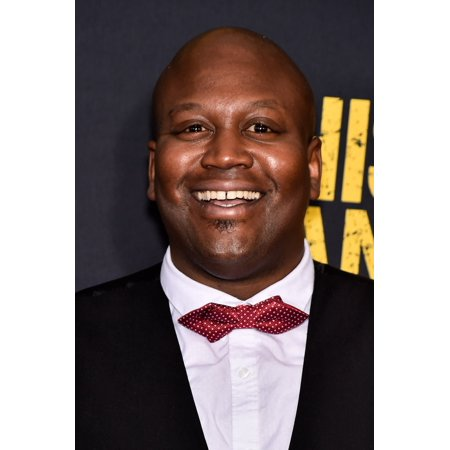 Tituss Burgess At Arrivals For Whiskey Tango Foxtrot Premiere Rolled Canvas Art -  (8 x 10)
