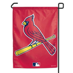 St.  Louis Cardinals 11''x15'' Garden Flag