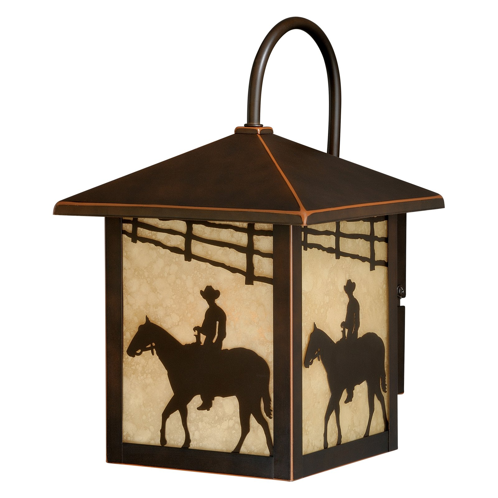 Vaxcel Trail T0105 Outdoor Wall Sconce